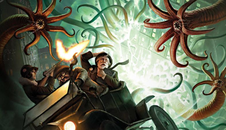 Arkham Horror dritte Edition angekündigt