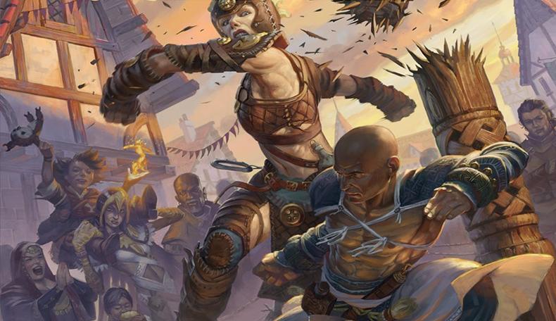 Pathfinder - Martial Arts Spielerhandbuch