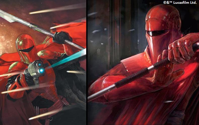 Imperiale Ehrengarde für Star Wars Legion vorgestellt