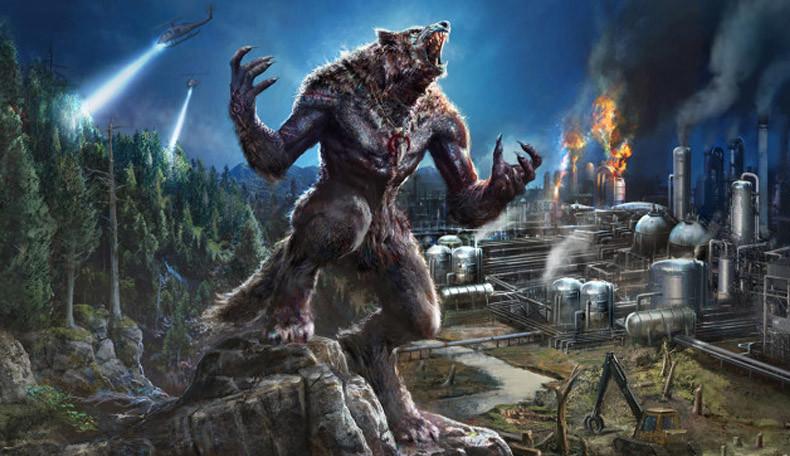 Bigben wird Publisher für Werewolf: The Apocalypse - Earthblood