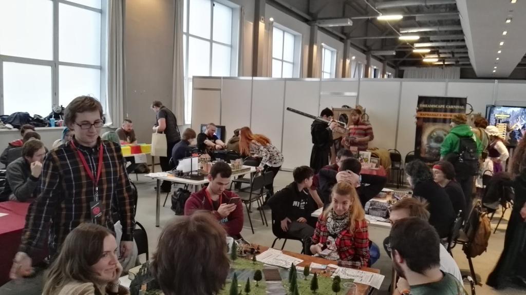 russische Rollenspiel Convention