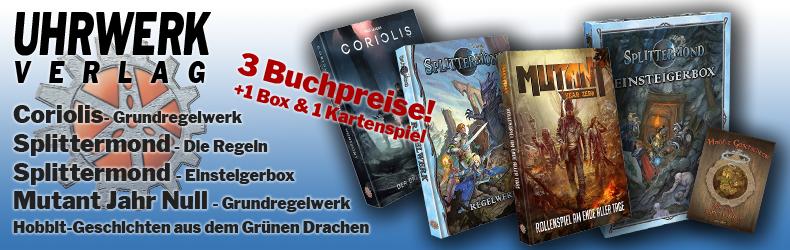 Preise vom Uhrwerk Verlag