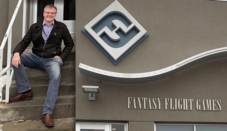 Christian T. Petersen verlässt Fantasy Flight Games