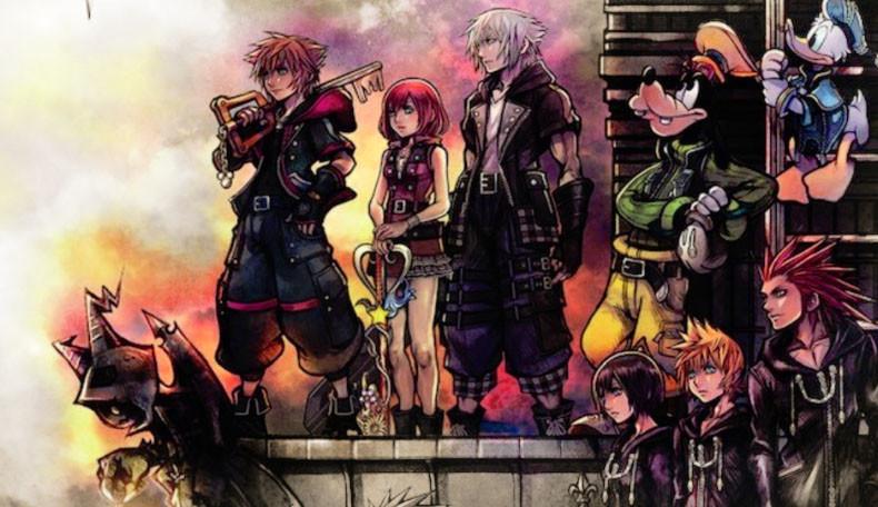 Kingdom Hearts Board Game Announcement