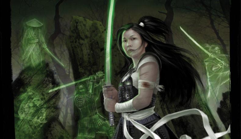 Spirit Hunter FFG Legend of the Five Rings