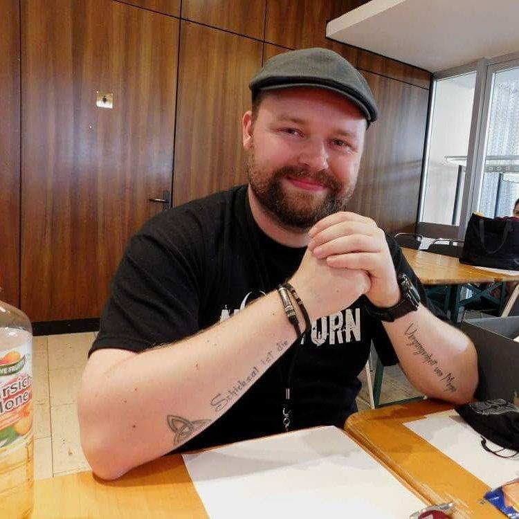 Manfred Altenschmidt von Mannifest Games