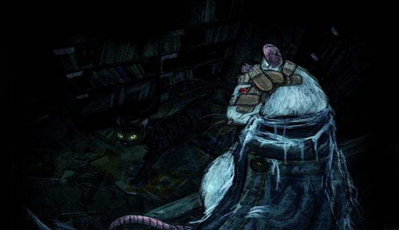 Ratten Das dunkle Geheimnis