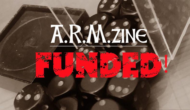 A.R.M. ZINE