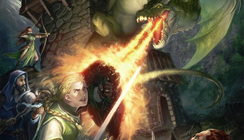 DSA Einsteigerbox – Das Geheimnis des Drachenritters