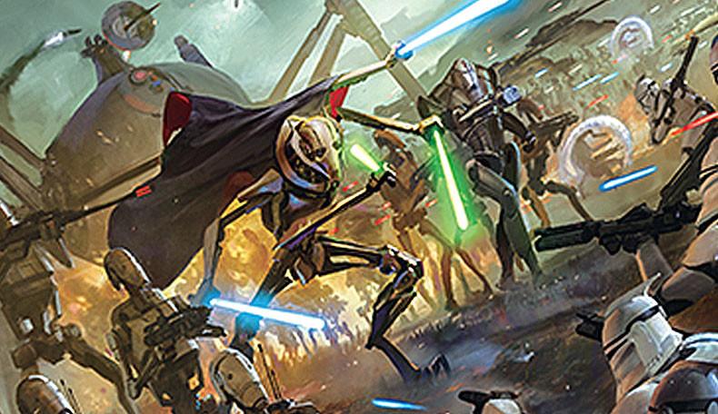 Klonkriege für Star Wars Legion