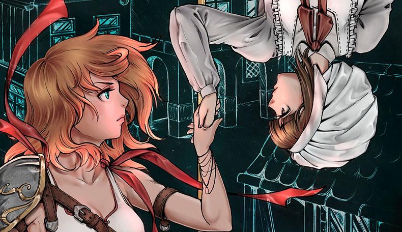 Cover zu Märchenkrieger, LOS! – Kostenloses Zusatzmaterial für das Pen & Paper Rollenspiel zu Fate in Update 36