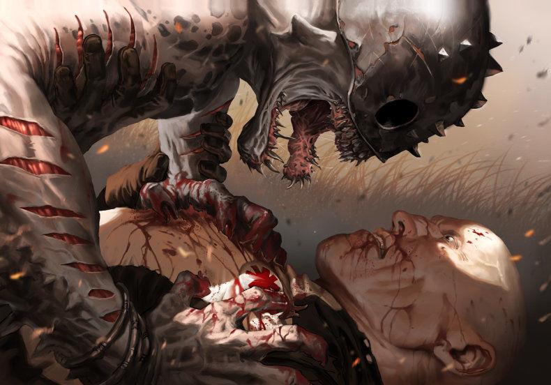 Degenesis Rebirth