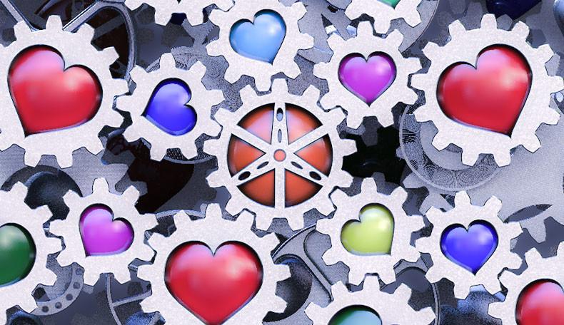 Ein Herz für den Uhrwerk Verlag