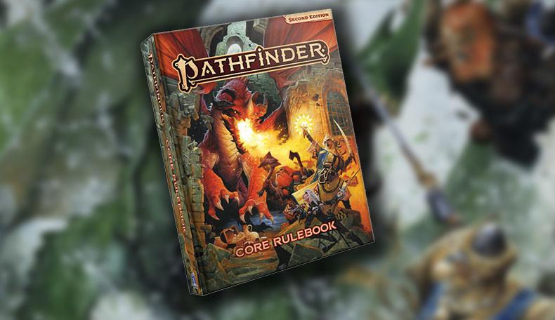 Pathfinder 2nd Edition – Ersteindruck eines Brockens - PnPnews de